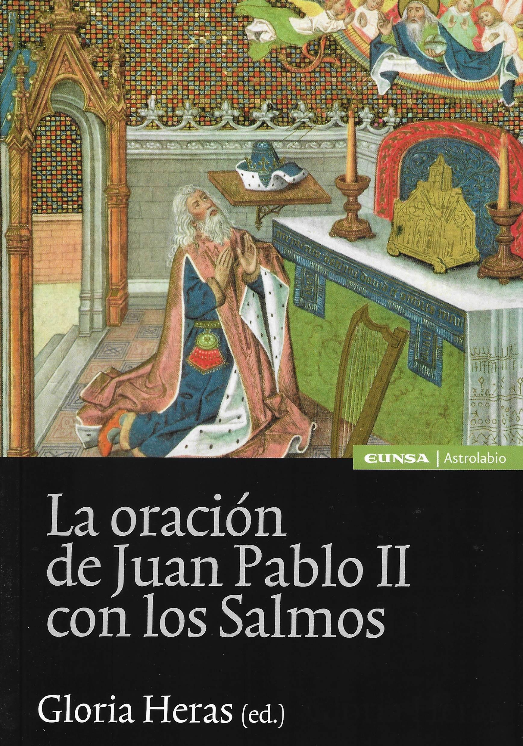 La oración de Juan Pablo II con los Salmos