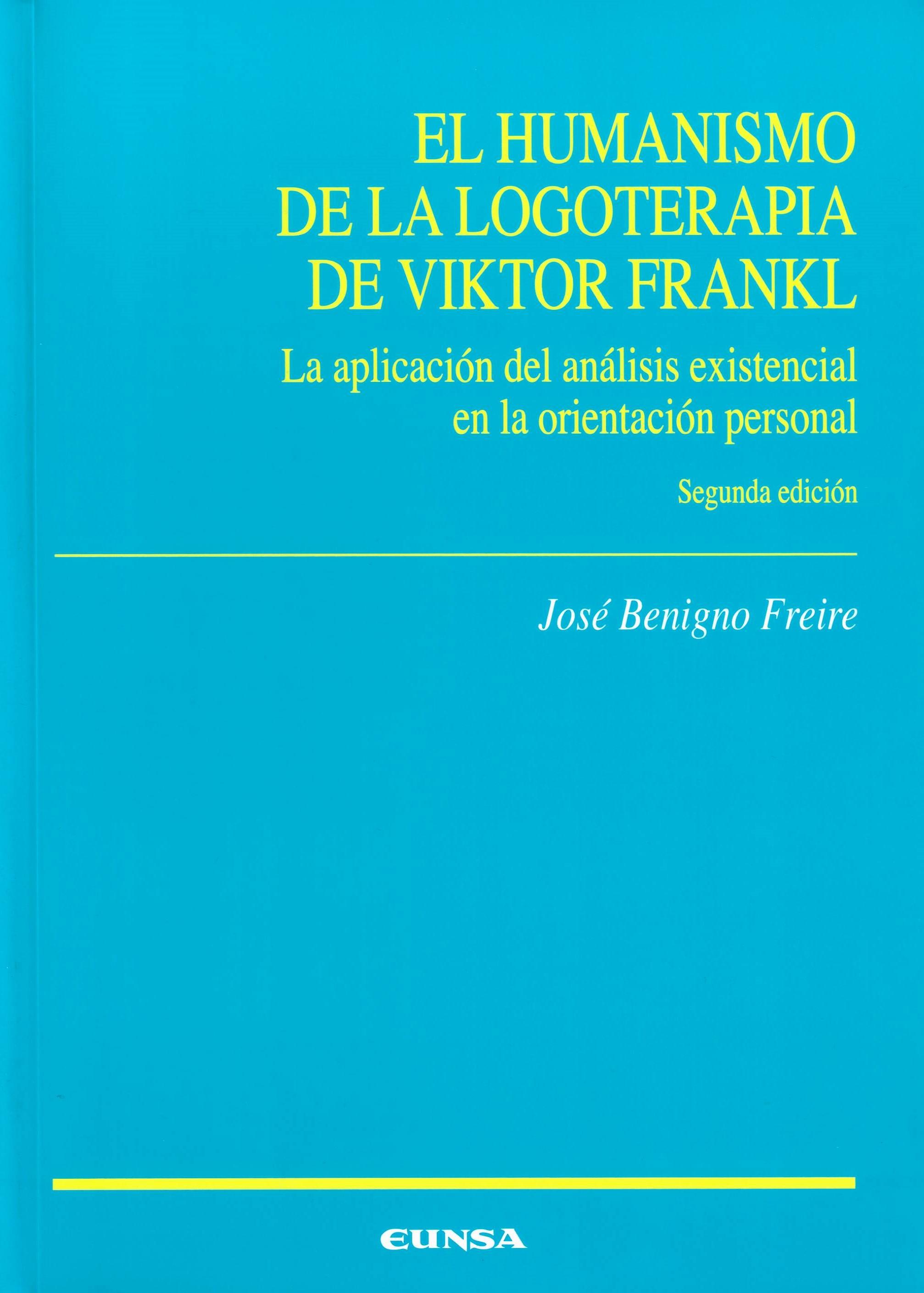 El humanismo de la logoterapia de Viktor Frankl