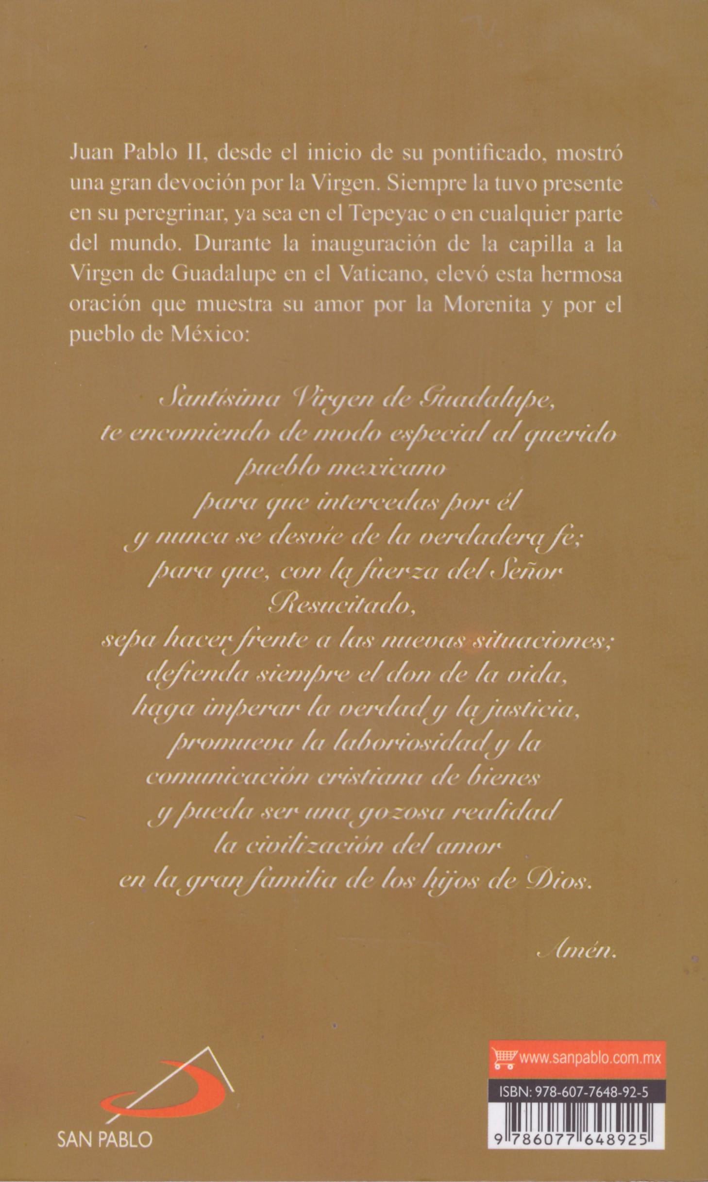 Juan Pablo II. El Papa guadalupano
