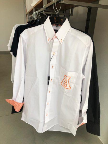 Camisa blanca Anáhuac G