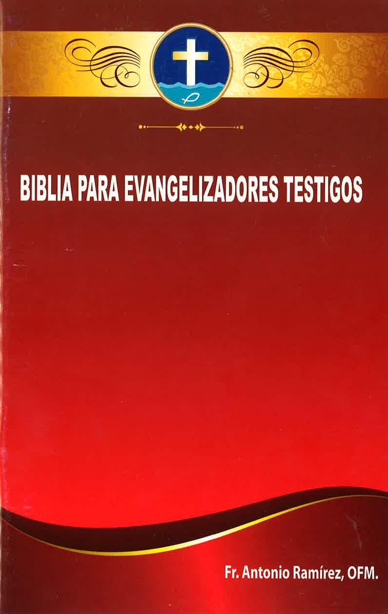Biblia para evangelizadores testigos