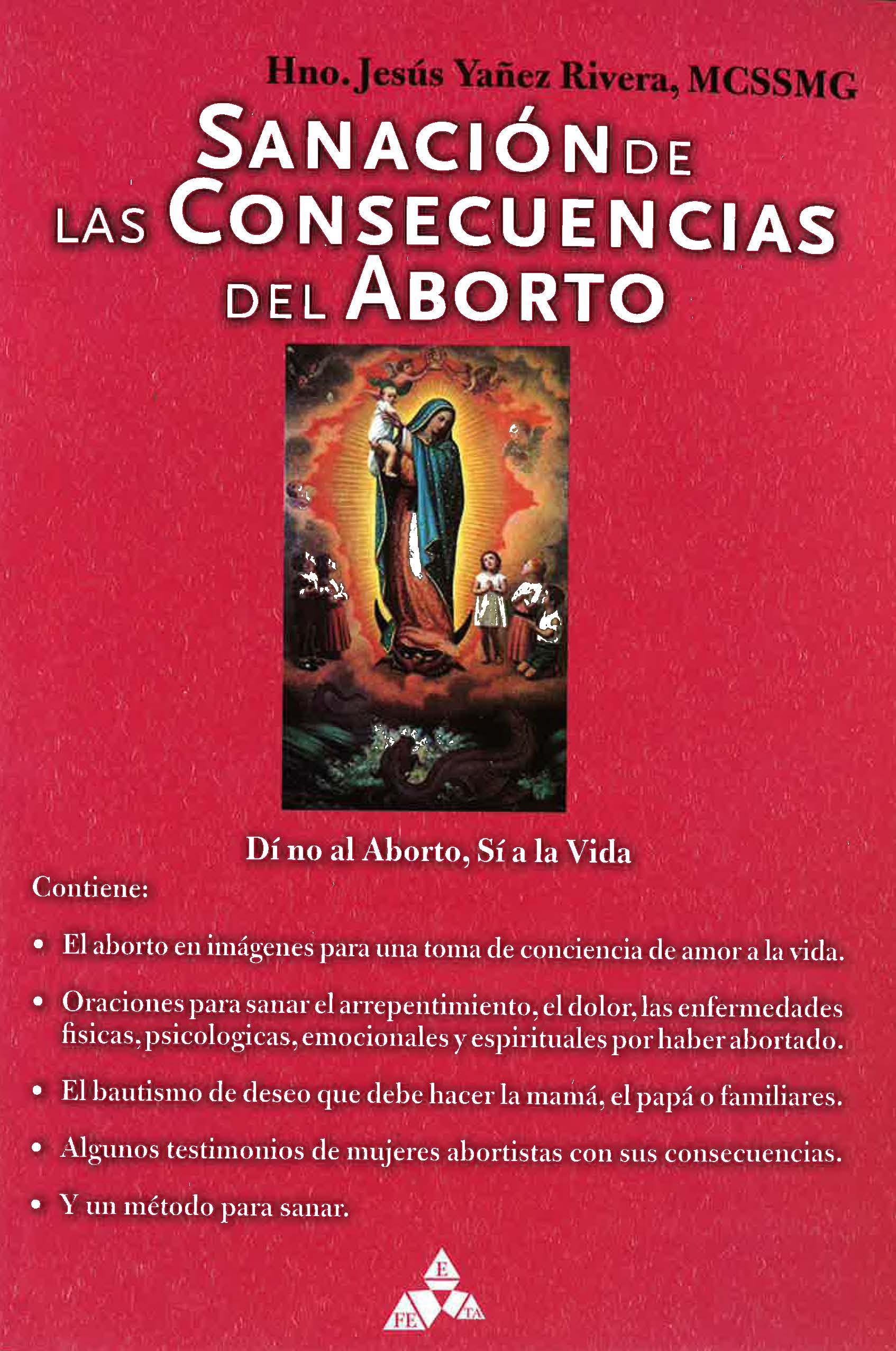 SANACIÓN DE LAS CONSECUENCIAS DEL ABORTO