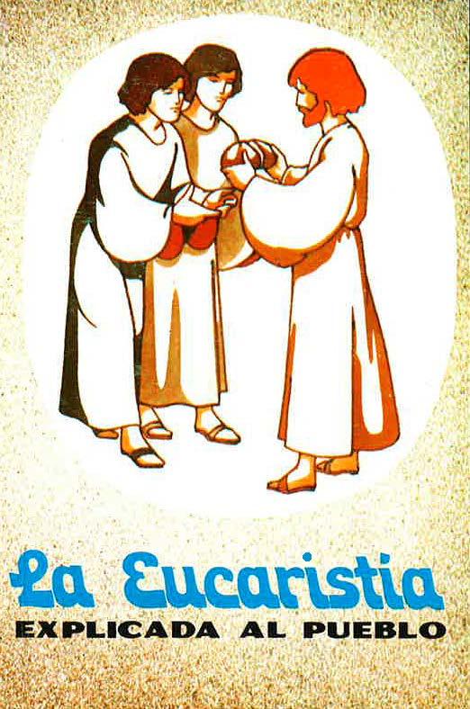 La Eucaristía explicada al pueblo