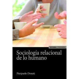 Sociología relacional de lo humano