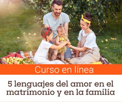 Curso breve – 5 lenguajes del amor